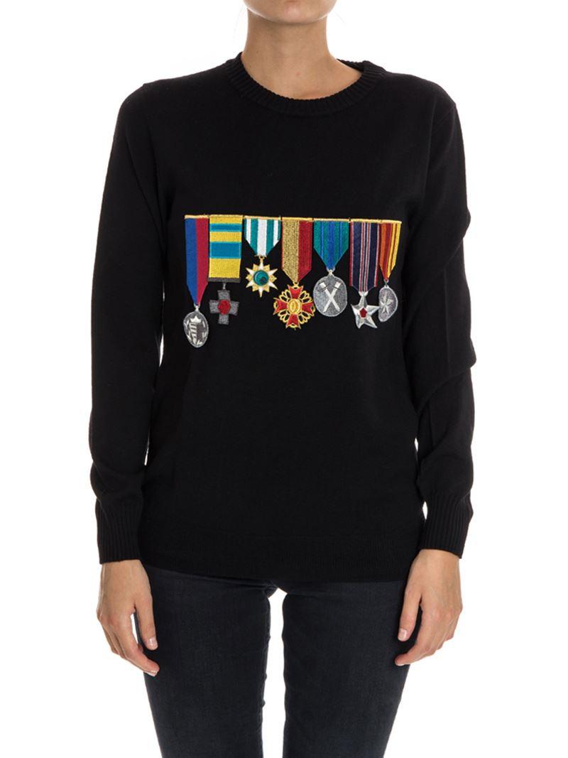 [관부가세포함][스텔라진] Wool sweater (J S G01 00 X 0478 C74)