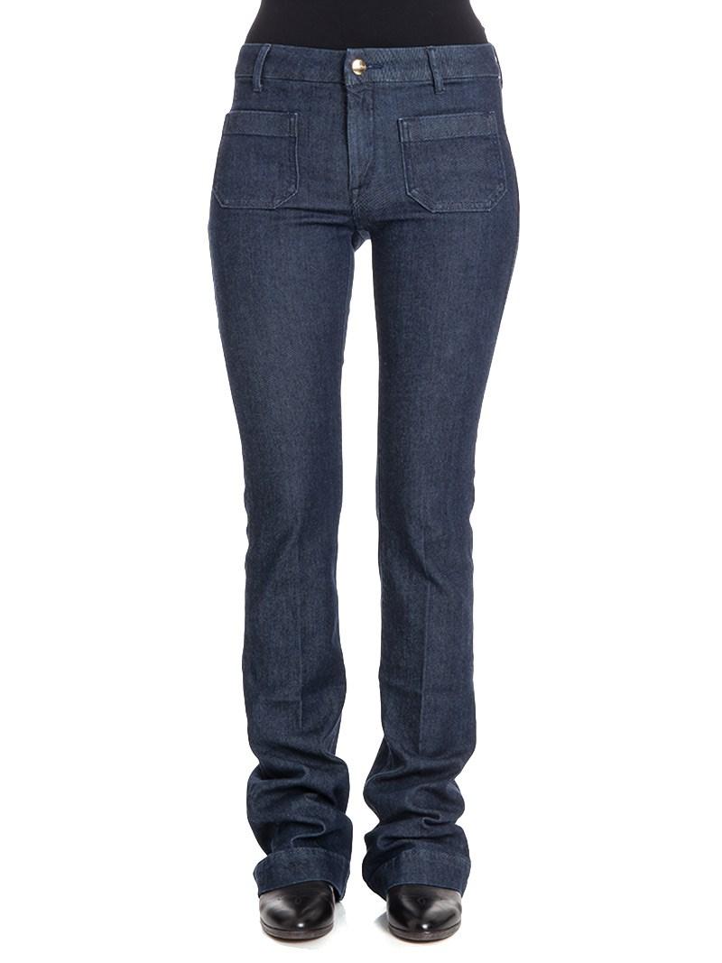 [관부가세포함][THE Seafarer SINCE 1900] Cotton jeans (17W 4393 BLUE RINSE)