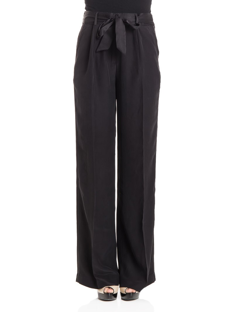 [관부가세포함][이큅먼트] Arwen trousers (L61-P040B TRUE BLACK)