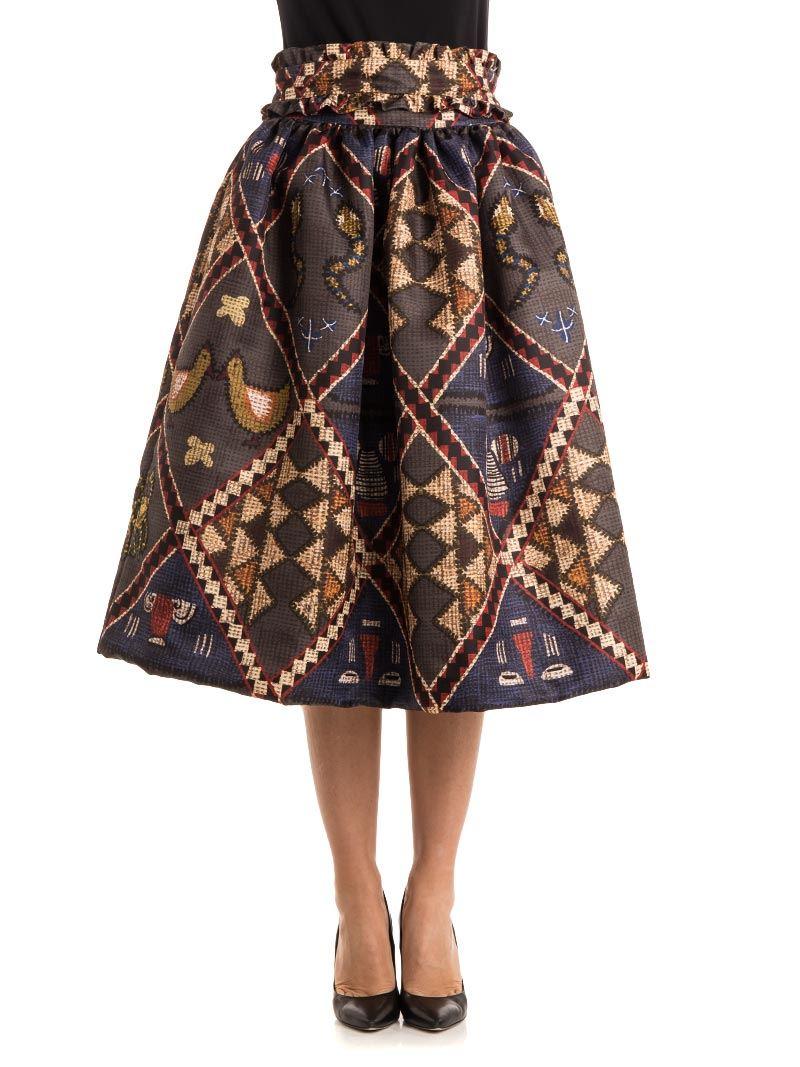 [관부가세포함][스텔라진] Pleated skirt (J G 019 00 T 9331 0069)
