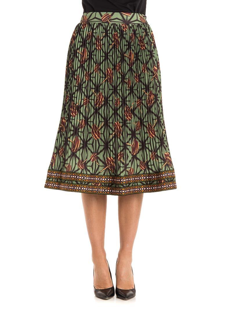 [관부가세포함][스텔라진] Pleated skirt (J G 001 81 T 9327 0063)