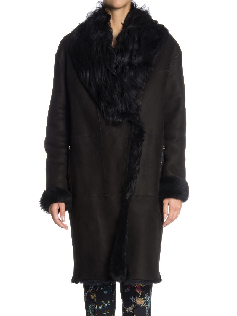 [관부가세포함][S.W.O.R.D 6644] Shearling coat (0141 NERO)