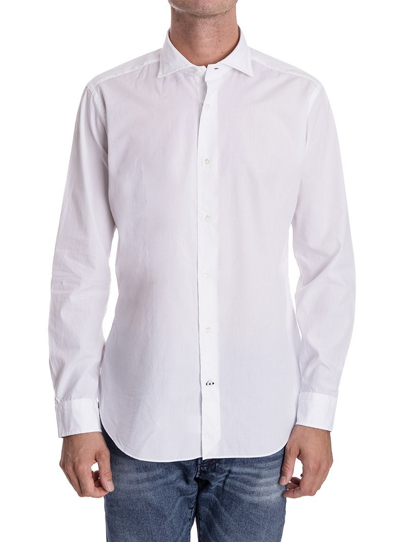 [관부가세포함][Truzzi] Cotton shirt (B1D9 1T82 0000)