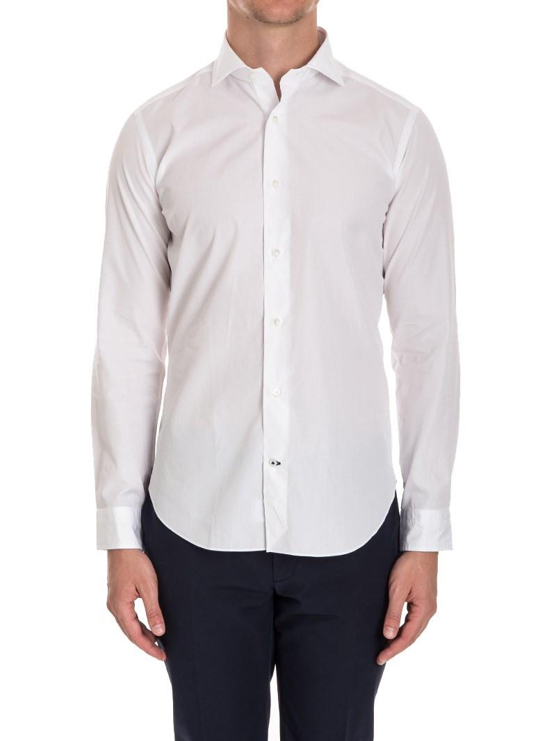 [관부가세포함][Truzzi] Cotton shirt (B1D9 1T02 0000)