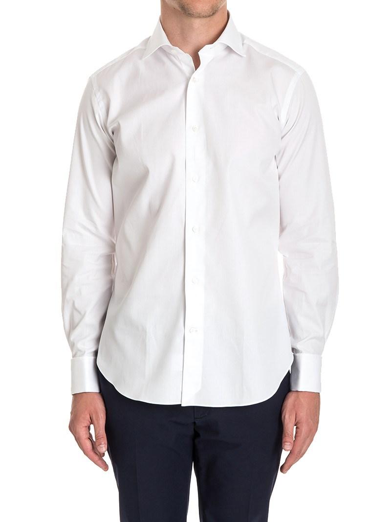[관부가세포함][Truzzi] Cotton shirt (R1D1 1T10 0000)