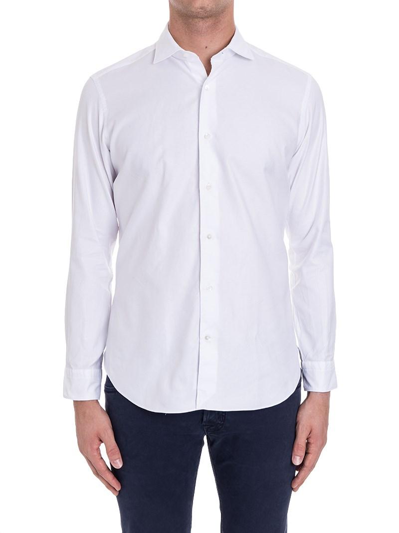[관부가세포함][Truzzi] Cotton shirt (B1D9 1T07 0000)