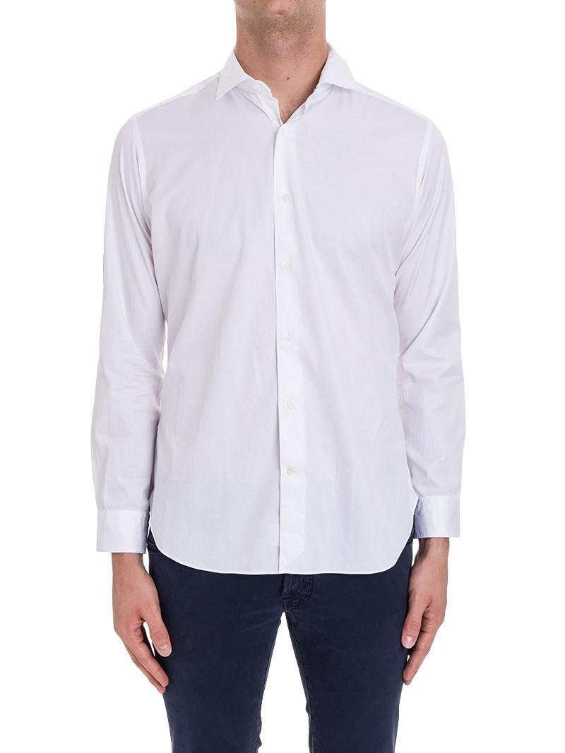 [관부가세포함][Truzzi] Cotton shirt (B1D9 1T06 0000)