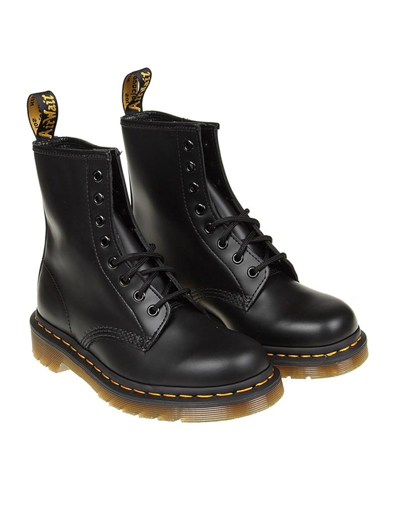 [관부가세포함][닥터마틴] Leather ankle boots (10072004 1460 BLACK SMOOTH)