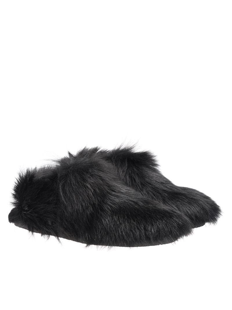 [관부가세포함][카슈] Fur shoes (KDS27O QMB F0002)