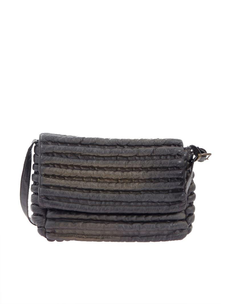 [관부가세포함][마조] Leather bag (BOSE 10 VECCHIO METALLO/ORO)