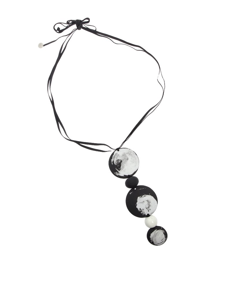 [관부가세포함][마리아 칼데라라] Handmade necklace (1Y124NI)
