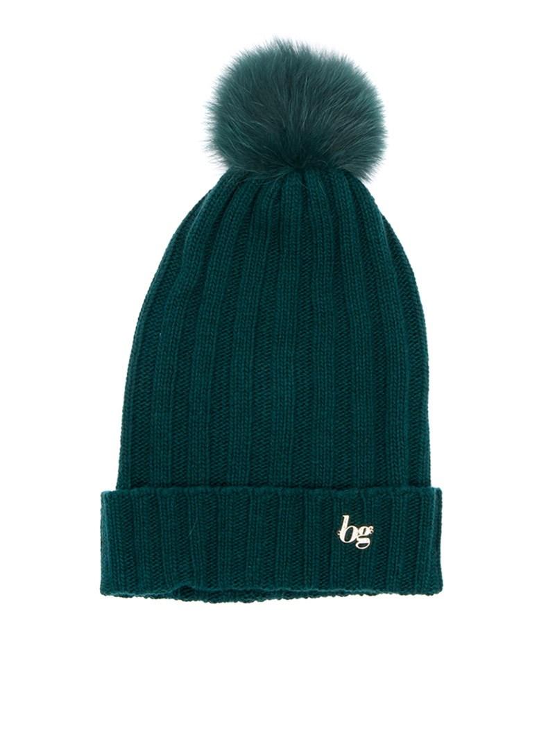 [관부가세포함][블루걸] Wool blend hat (32019 231)