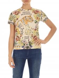 [에트로] SS20 여성 반팔 티셔츠 IT 46 (13726 4460 990_C)_빠른배송